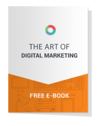The Art of Digital Marketing eBook cover